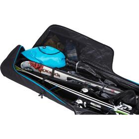 Thule RoundTrip Malleta con ruedas para esquí 175cm, black